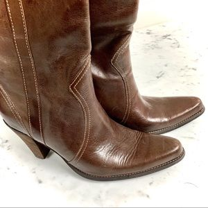 STEVE MADDEN 'Special' Western Ride Tall Boot 8.5
